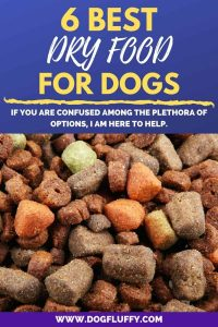 Best Dry Food For Dogs Pin Website