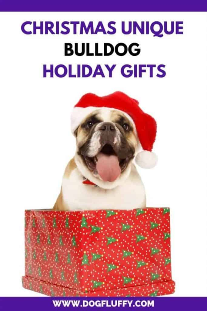 Christmas - Unique Bulldog Holiday Gifts